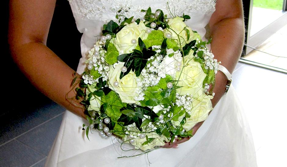Hochzeit Blumen Krigar